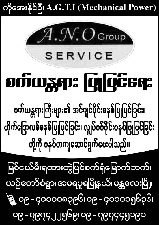 A.N.O Group Service