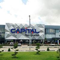 Capital Hyper Market (Ext. 134/5)