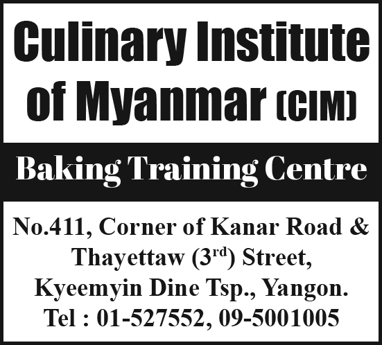 Culinary Institute of Myanmar (CIM)