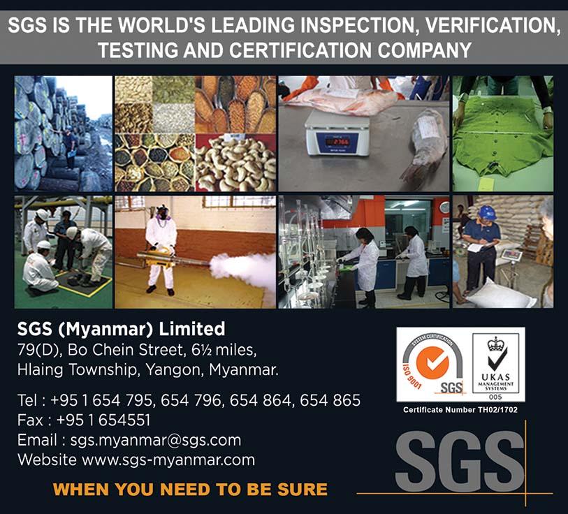 SGS (Myanmar) Ltd.