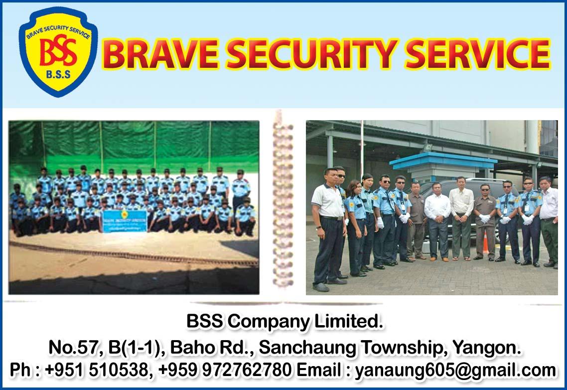 Brave Security Service