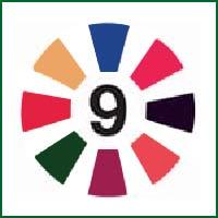 9 Colours