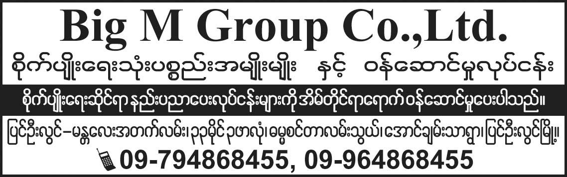 Big M Group Co., Ltd.