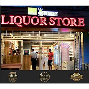 East Queen Liquor Store