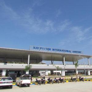 Nay Pyi Taw Airport
