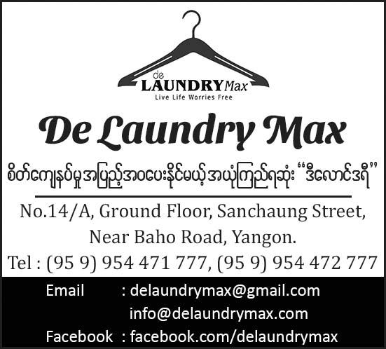 De Laundry Max