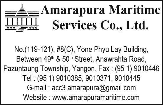Amarapura Maritime Services Co., Ltd.