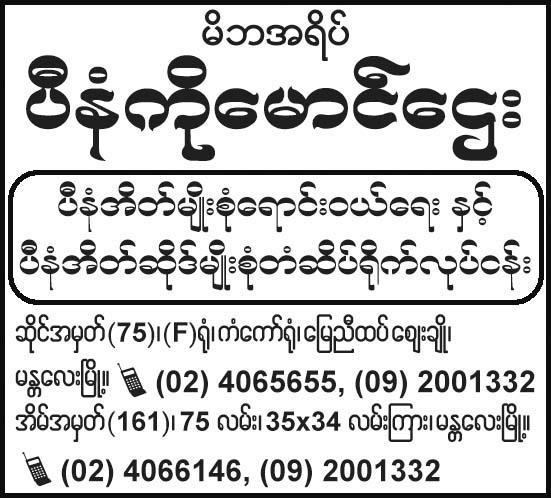 Penang Ko Maung Htay