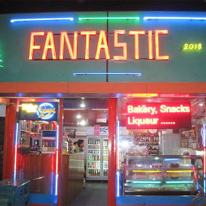 Fantastic Liqueur Shop