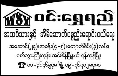 Win Shwe Yi