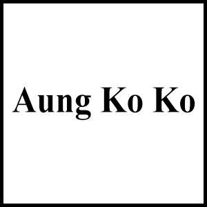 Aung Ko Ko