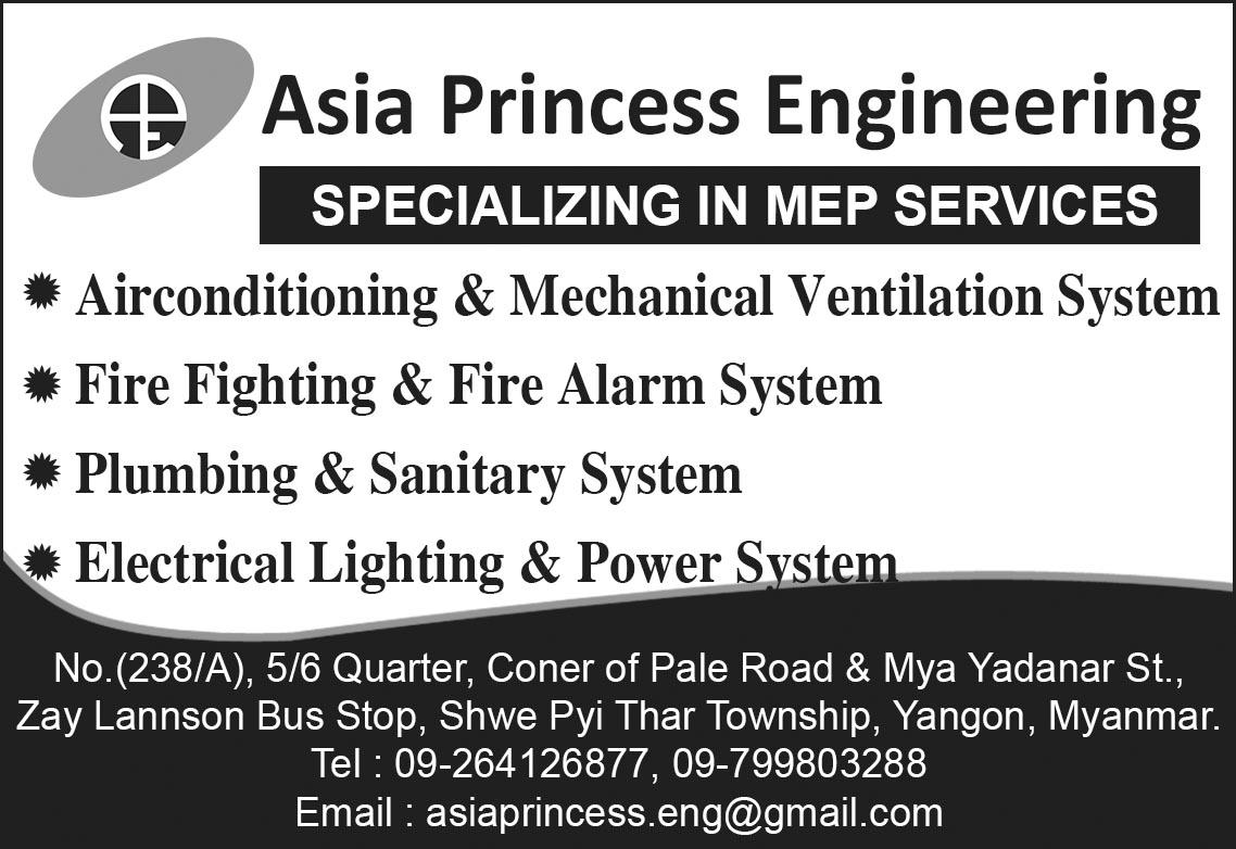 Asia Princess Engineering