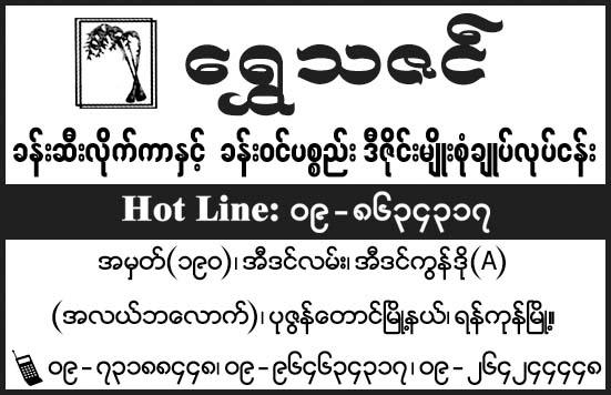 Shwe Thazin