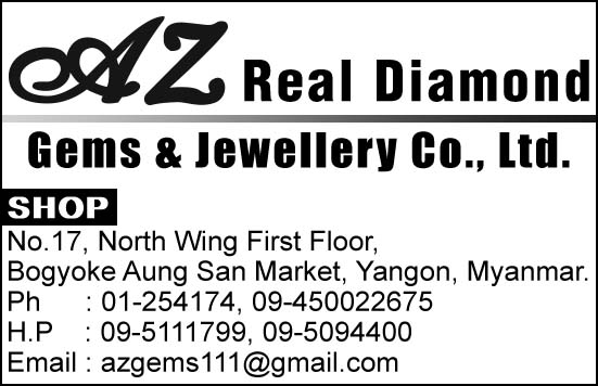 AZ Real Diamond Gems and Jewellery Co., Ltd.