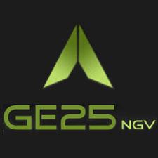 A 25 NGV.