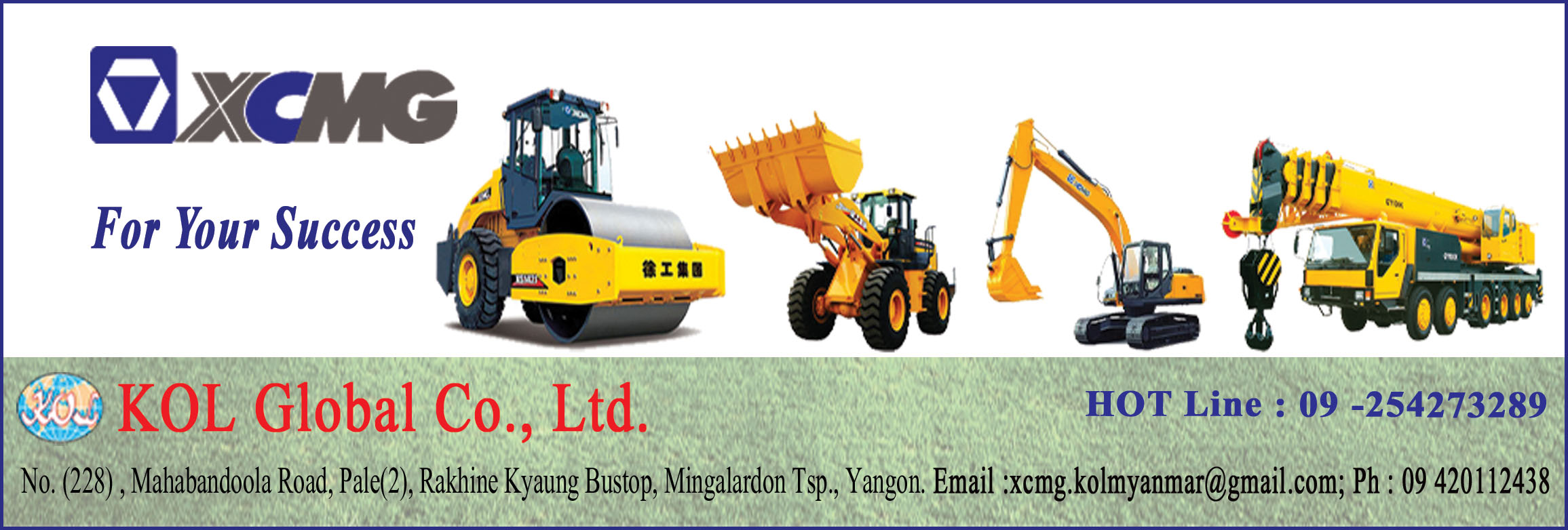 Kol Global Construction Machinery Co., Ltd.